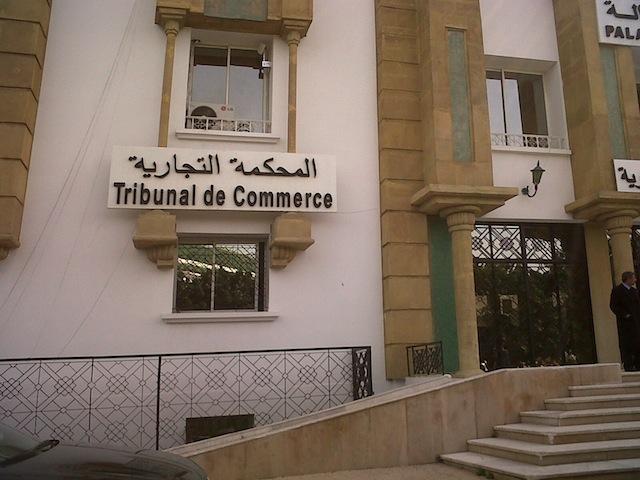 Tribunal de commerce - Immatriculation chambre de commerce ...